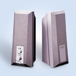 Picture of SP 300 Series 2.0 CH Multimedia Speaker for Model No SP 316