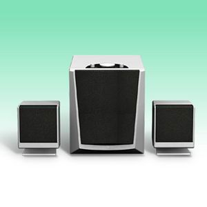 Picture of Subwoofer Speaker for Model No 3D 269